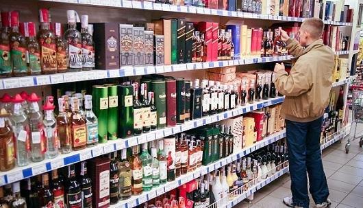 Плохие новости для херсонских ценителей крепких напитков, фото-1