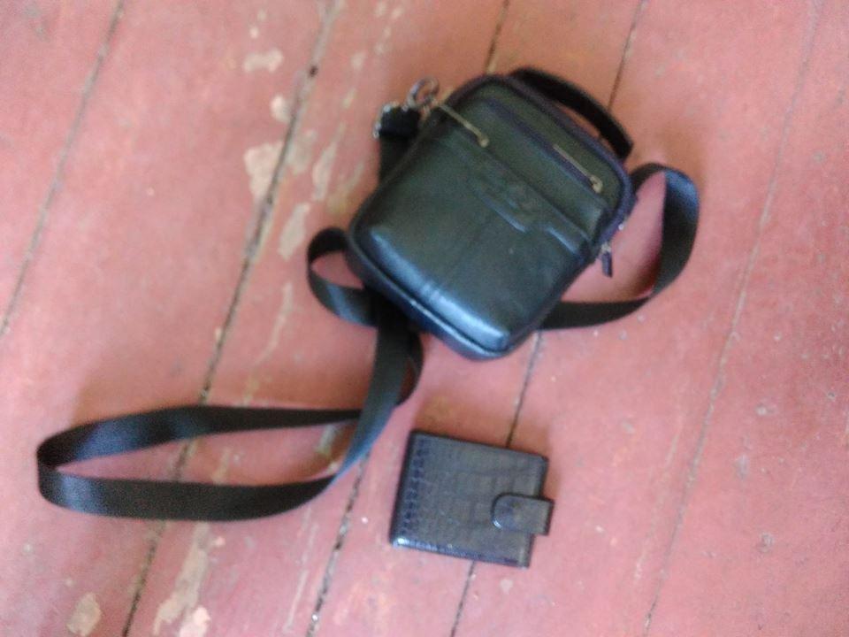 У Бериславі дільничні офіцери поліції за кілька годин розкрили крадіжку з автомобіля, фото-1