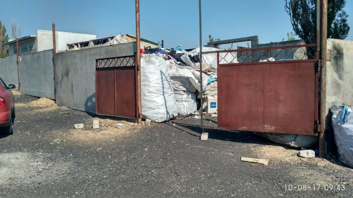 Херсонских предпринимателей оштрафовали за незаконный забор, фото-2