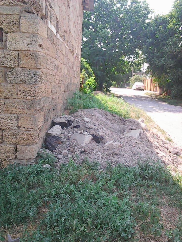 Жители райцентра на Херсонщине возмущены последствиями ремонта дороги, фото-2