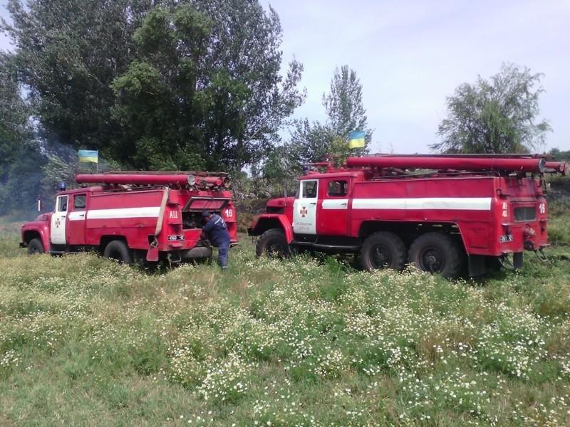 За добу на Херсонщині зафіксовано майже 50 пожеж, фото-2