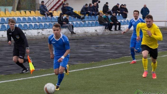 Херсонские футболисты сыграли матчи 6-го тура Второй лиги Украины, фото-1