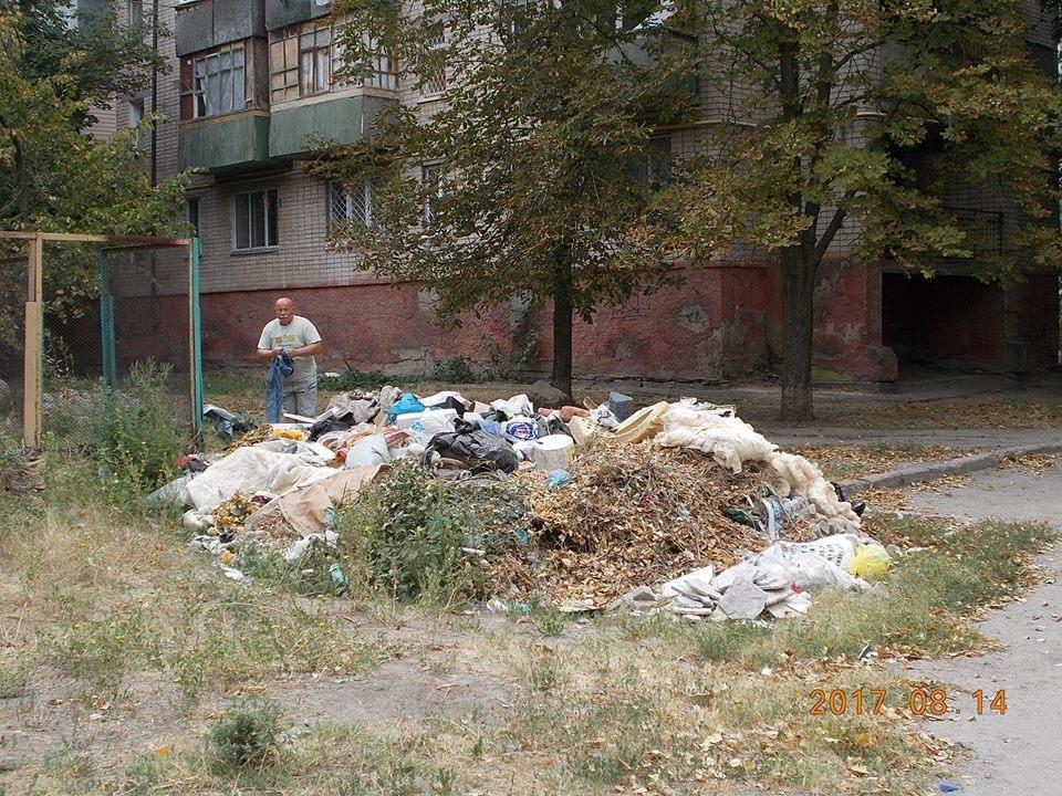 Херсонское предприятие оштрафовали за стихийные свалки, фото-3
