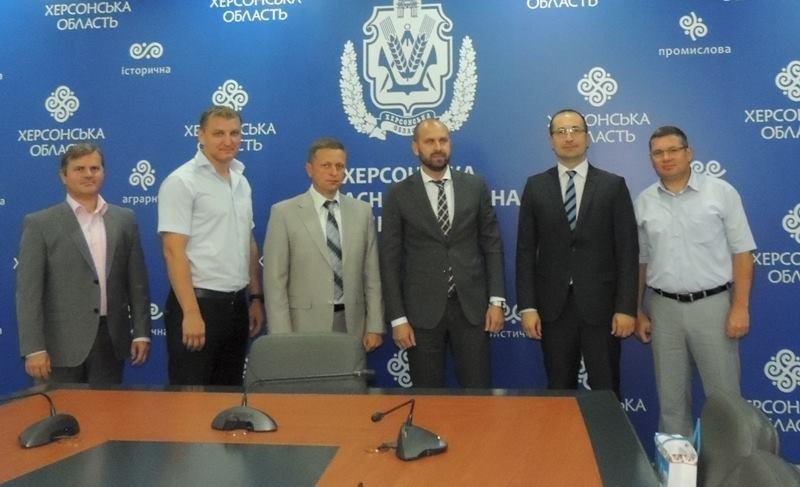 Херсон посетил Чрезвычайный и Полномочный посол Македонии, фото-1