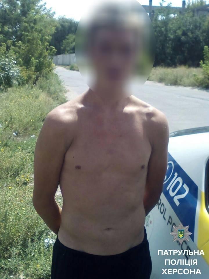 Патрульні затримали громадянина, який перебував у розшуку, фото-1