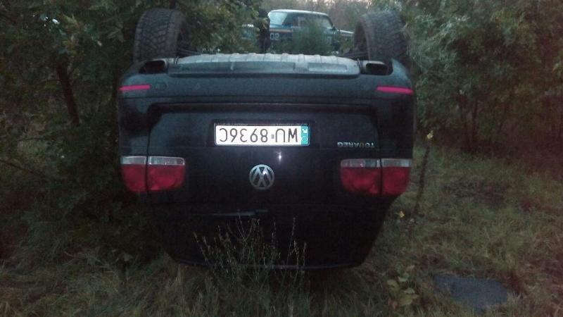 Олешківські рятувальники вилучали загиблого з понівеченої в аварії іномарки , фото-1