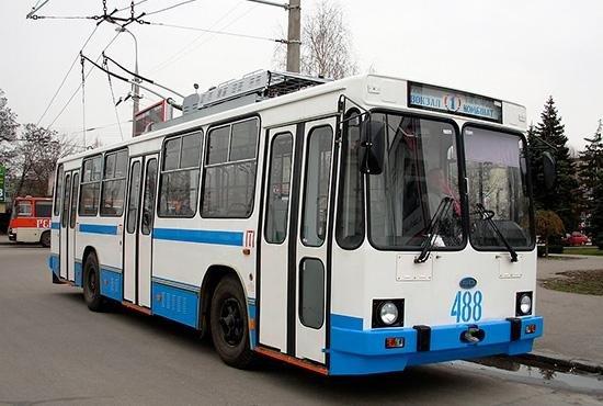 Гройсман покатается на херсонском троллейбусе?, фото-1