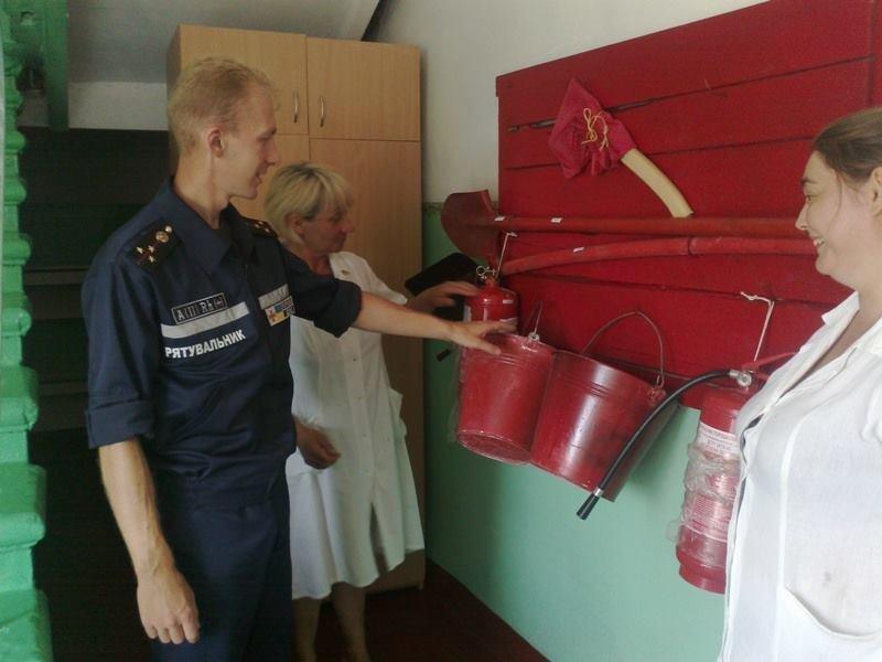 Каланчацькі рятувальники готуються до нового навчального року, фото-1