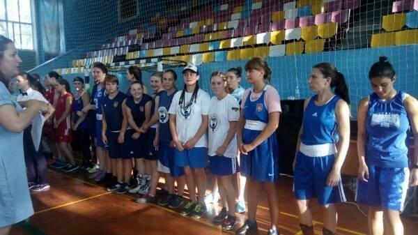 Херсонские спортсменки успешно провели отборочные бои на Кубке Украины, фото-2