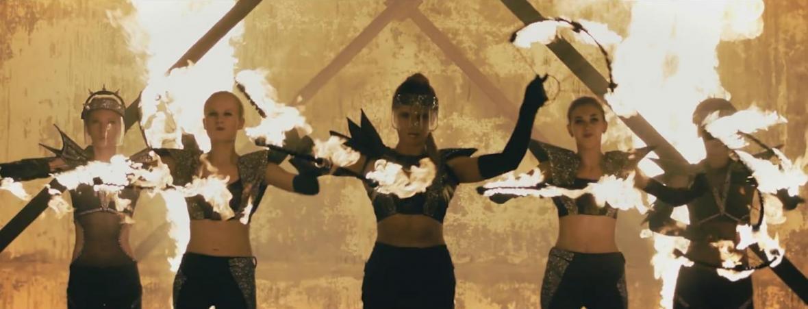 Херсонский театр огня поделился свежим видео, фото-1