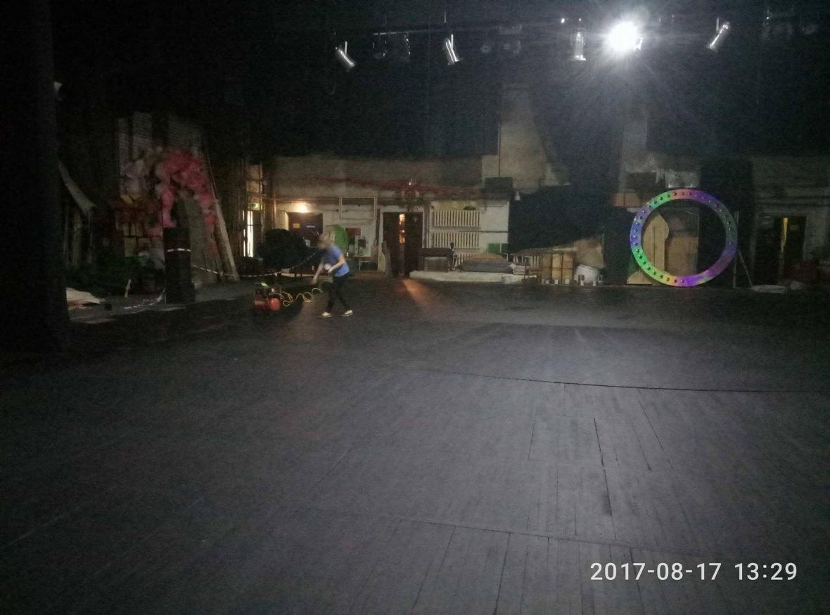 Херсонский театр активно готовится к новому сезону, фото-1