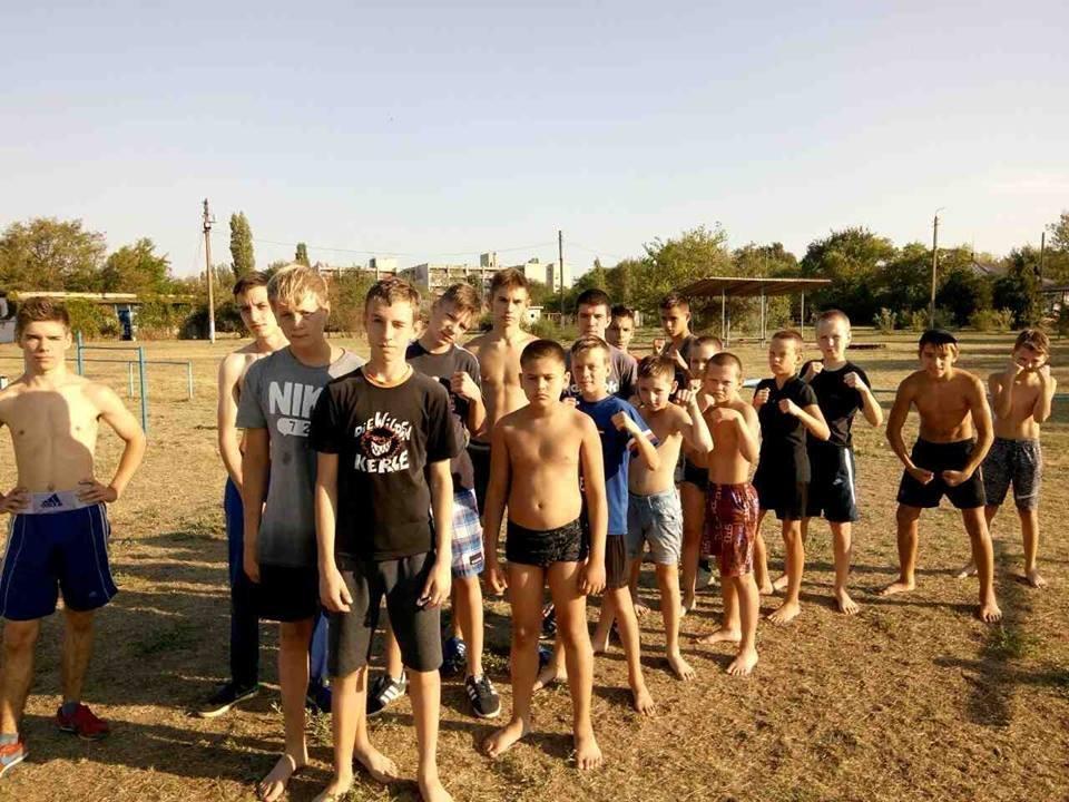 Херсонские боксеры принимают участие в учебно-тренировочных сборах, фото-1