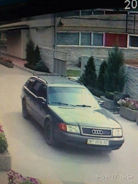 На Херсонщині поліція ввела план «Перехват», фото-1