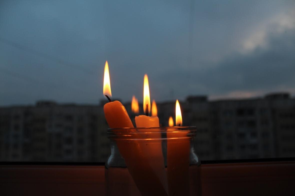 Херсонцы с утра сидят без электроэнергии, фото-1