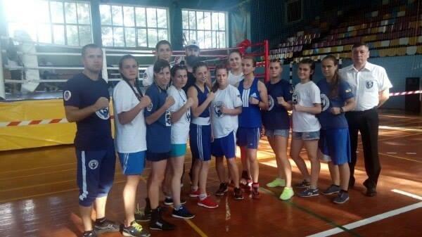 Херсонские спортсменки привезли медали с Кубка Украины по боксу, фото-3