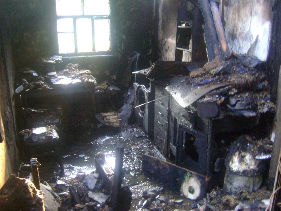У Генічеському районі під час пожежі загинули чоловік та двоє діток, фото-2