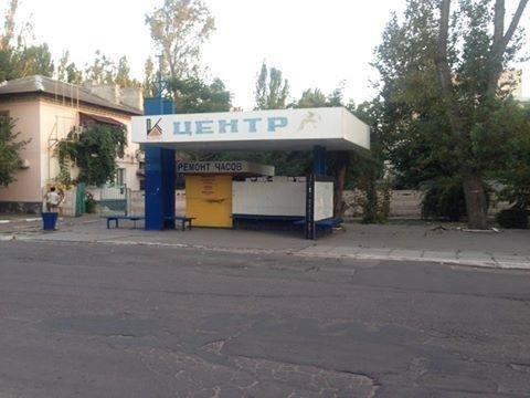 Жители Херсонщины взялись самостоятельно благоустраивать остановки, фото-1