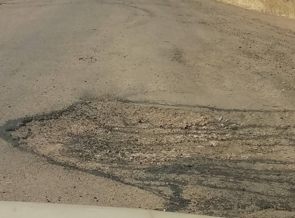 На Херсонщині два роки не можуть завершити ремонт дороги, фото-2