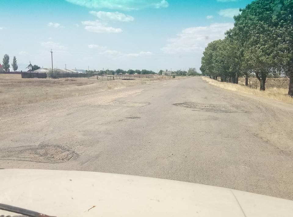 На Херсонщині два роки не можуть завершити ремонт дороги, фото-4