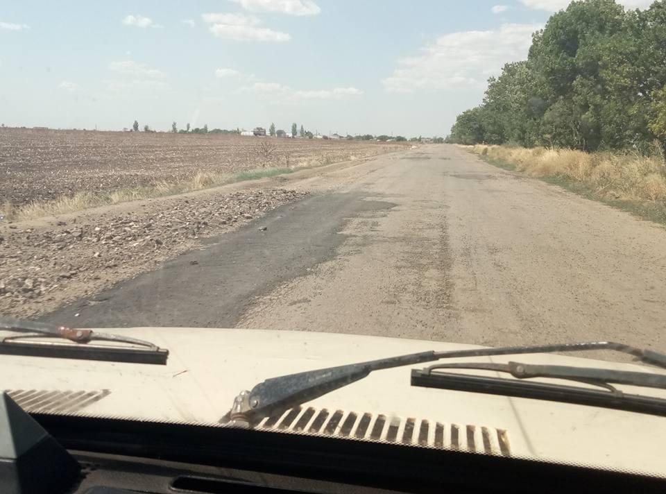 На Херсонщині два роки не можуть завершити ремонт дороги, фото-3