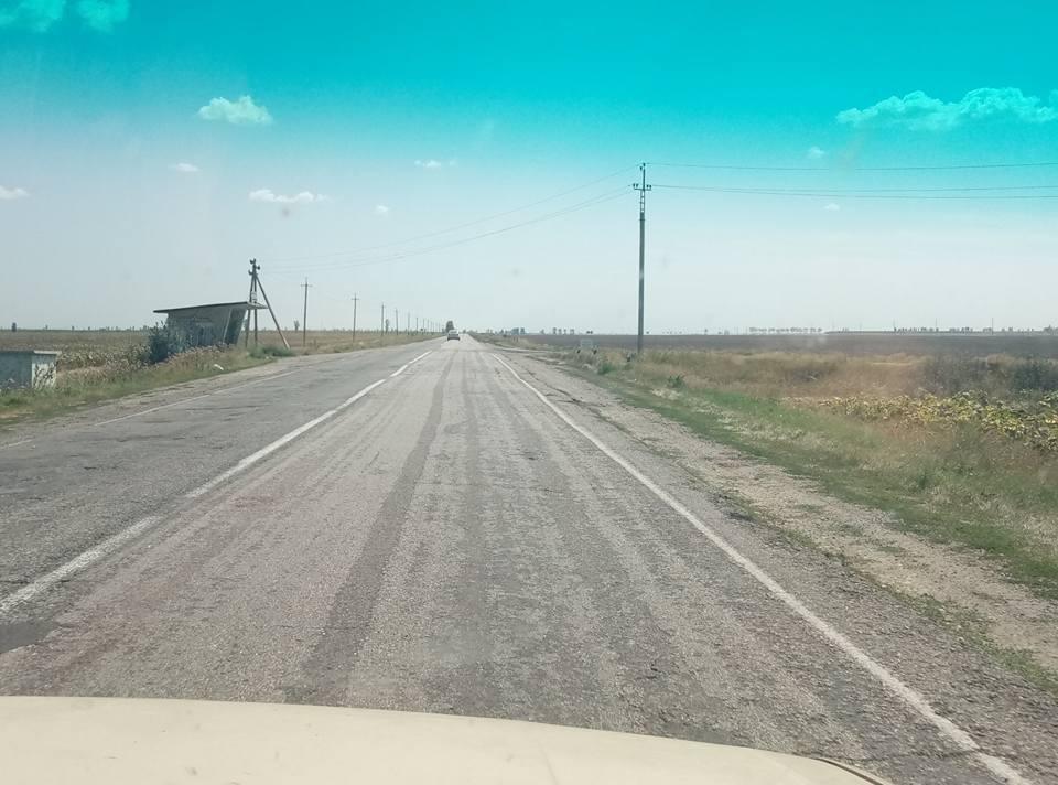 На Херсонщині два роки не можуть завершити ремонт дороги, фото-5