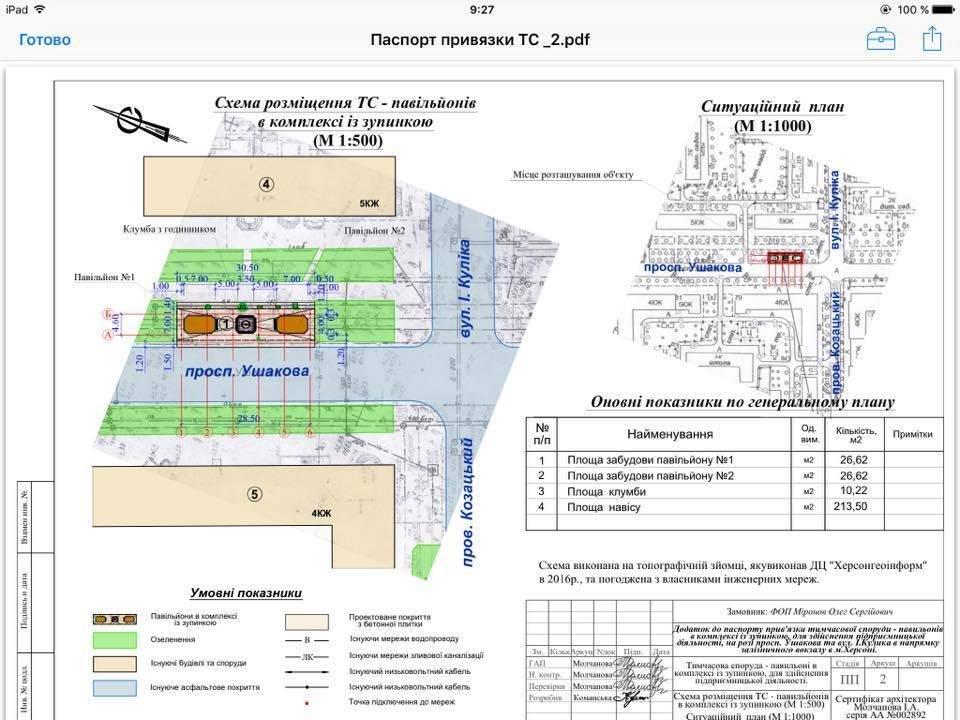 Херсонская остановка превратится в торговый центр?, фото-3