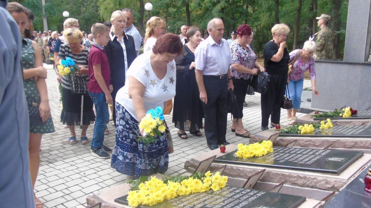 У Херсоні вшанували пам'ять працівників органів внутрішніх справ, які загинули при виконанні службових обов'язків, фото-2