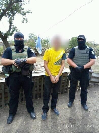 Поліція Херсонщини перекрила канал розповсюдження марихуани, фото-1