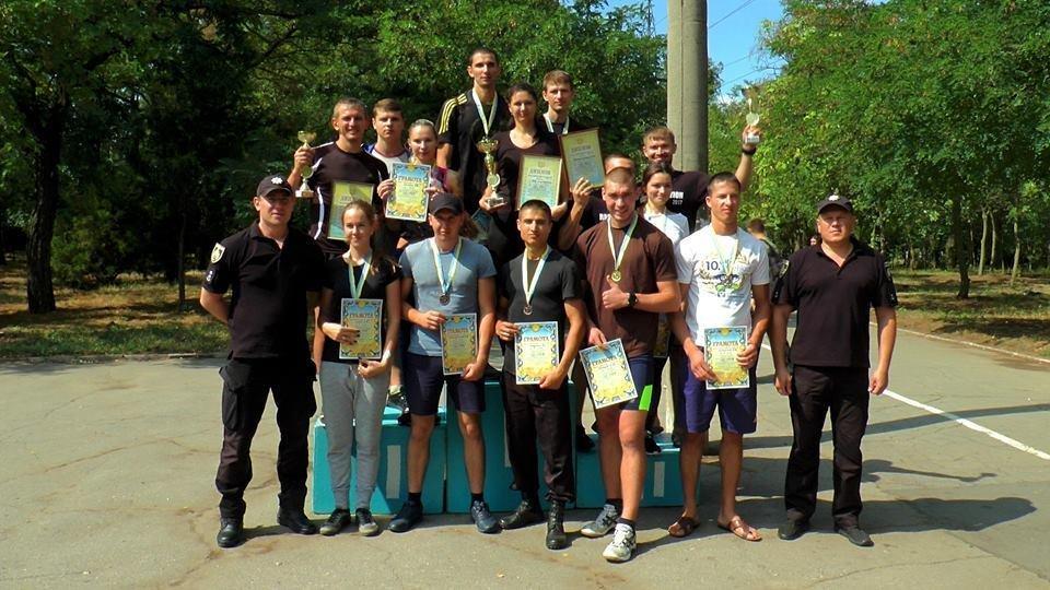 У Херсоні відбувся чемпіонат з легкоатлетичного кросу серед працівників поліції, фото-1