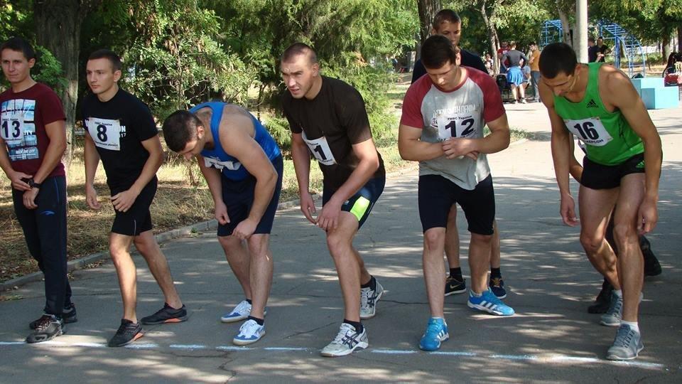 У Херсоні відбувся чемпіонат з легкоатлетичного кросу серед працівників поліції, фото-2