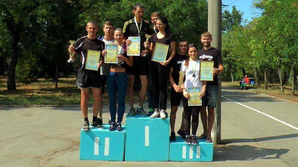 У Херсоні відбувся чемпіонат з легкоатлетичного кросу серед працівників поліції, фото-3