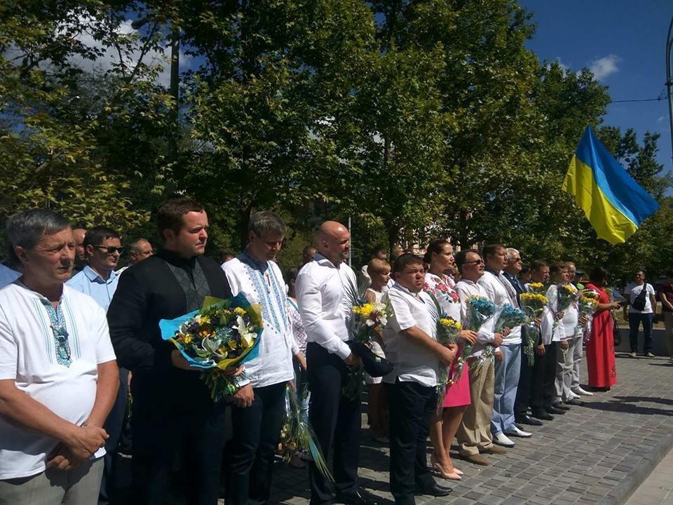 В Херсоне отметили День Независимости Украины, фото-3