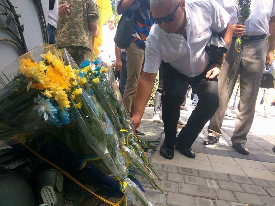 В Херсоне отметили День Независимости Украины, фото-5