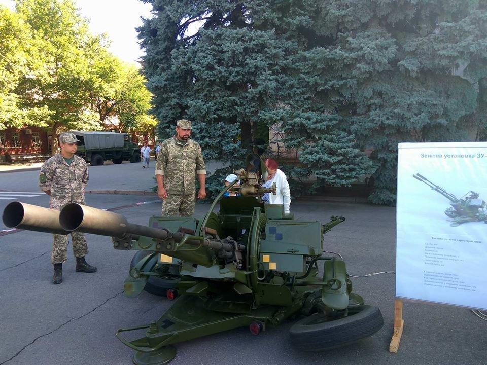 В Херсоне отметили День Независимости Украины, фото-2