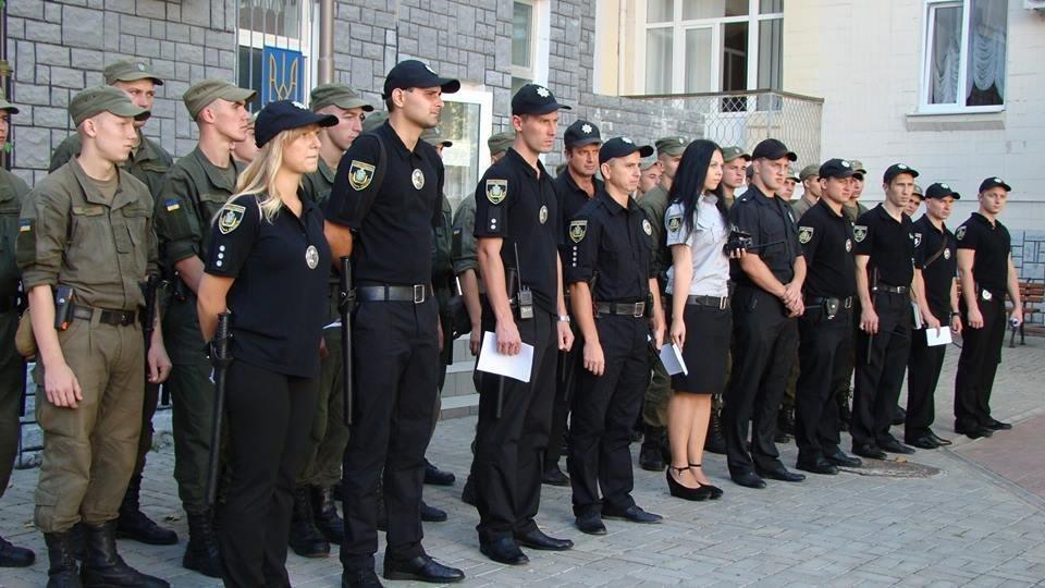 На Херсонщині під час святкування державних свят грубих порушень публічного порядку не допущено, фото-1