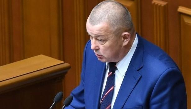 Президент Украины повысил в звании херсонского нардепа, фото-1