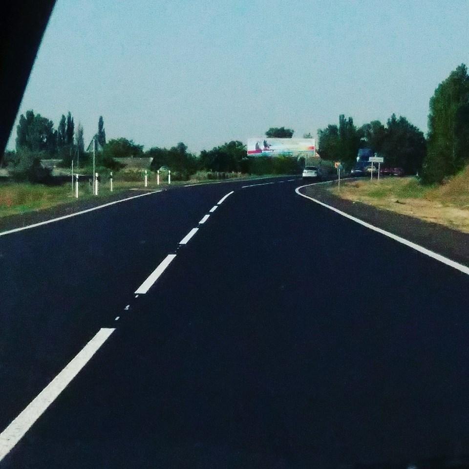 """""""Когда в Херсоне будут такие дороги?"""", - херсонка о Гопринской трассе, фото-1"""