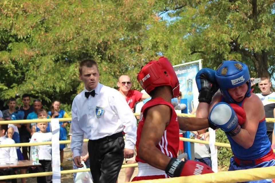 На Херсонщине состоялся открытый турнир по боксу, фото-1