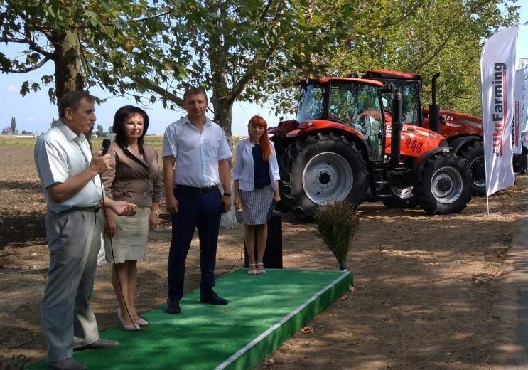 На Херсонщині презентували нові технології вирощування, фото-1