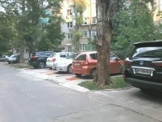 В Херсоне руководство одного из ОСМД нелегально строит парковки, фото-2