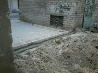 В Херсоне руководство одного из ОСМД нелегально строит парковки, фото-4