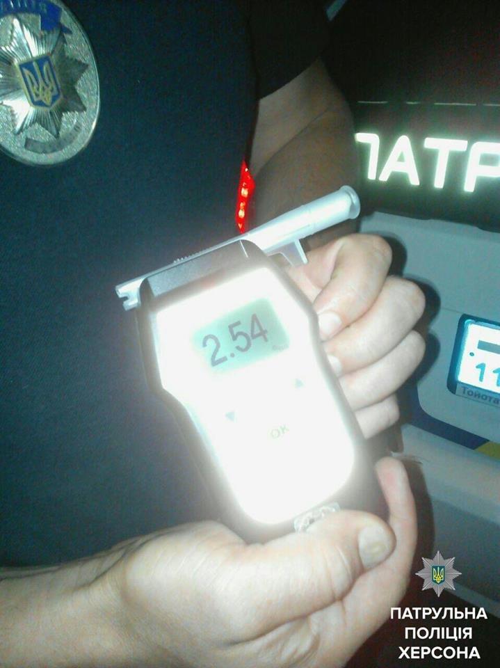 Небайдужий громадянин повідомив патрульним про водія напідпитку, фото-1