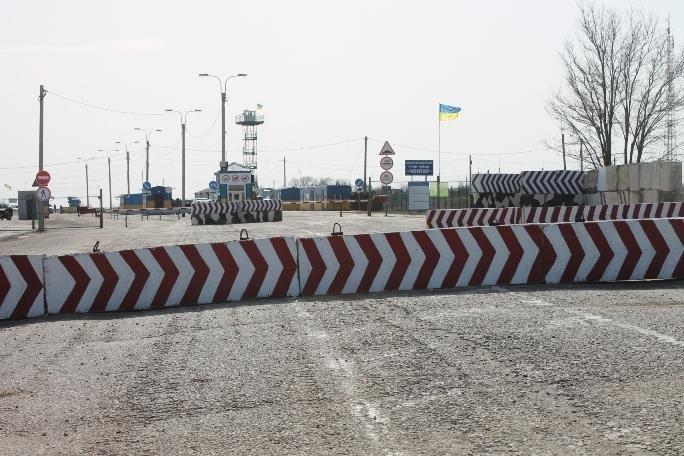 У контрольному пункті «Чонгар» прикордонники затримали особу у розшуку, фото-1