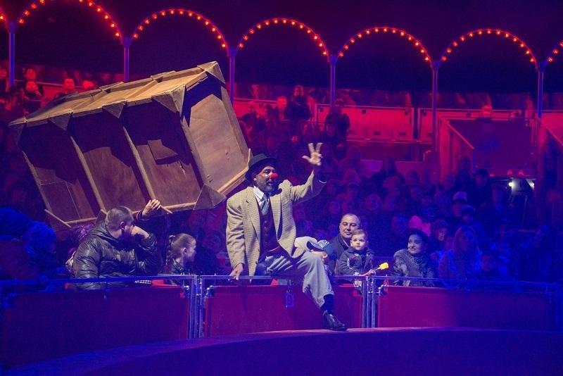 Цирковое чудо: как жители Херсона в Италии побывали, фото-1