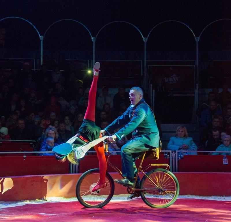 Цирковое чудо: как жители Херсона в Италии побывали, фото-10