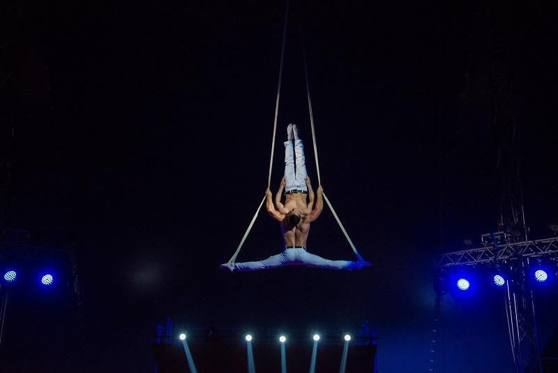 Цирковое чудо: как жители Херсона в Италии побывали, фото-3
