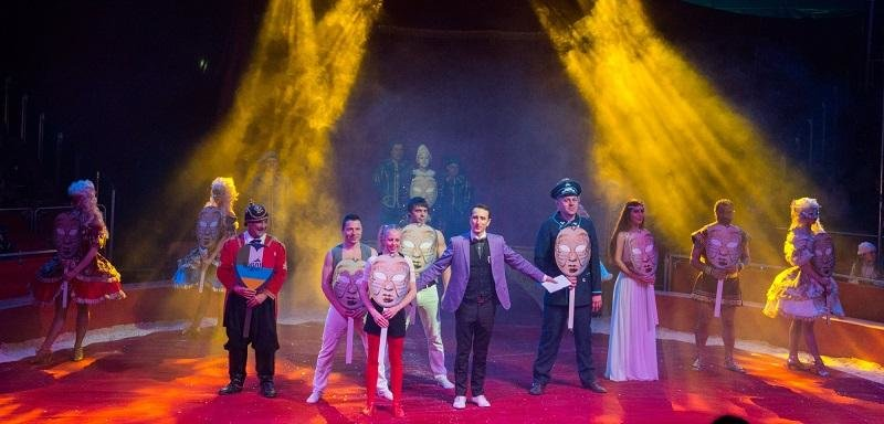 Цирковое чудо: как жители Херсона в Италии побывали, фото-8