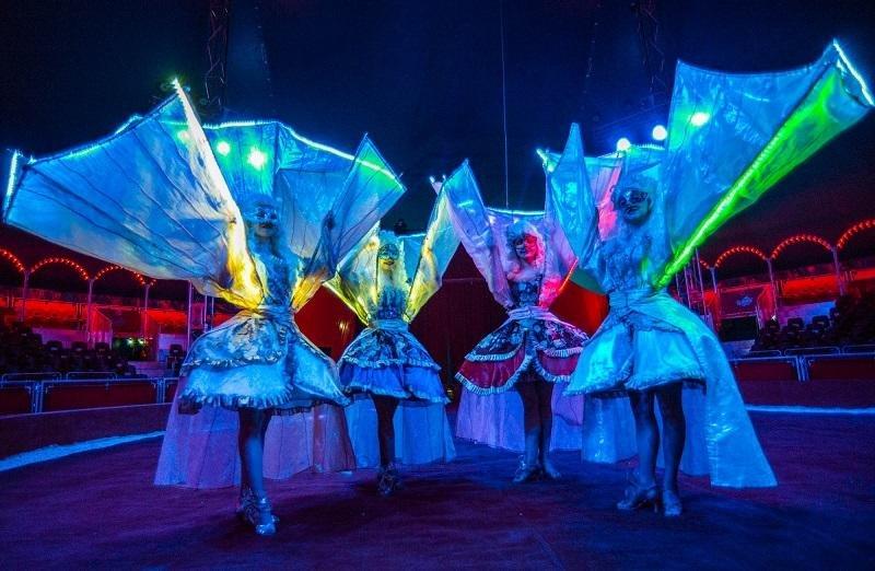 Цирковое чудо: как жители Херсона в Италии побывали, фото-2
