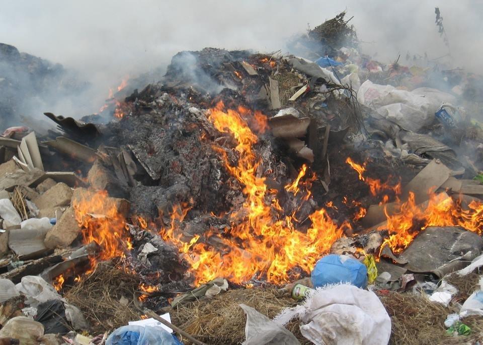 Минулої доби в області сталось 5 пожеж на відкритих територіях, фото-1