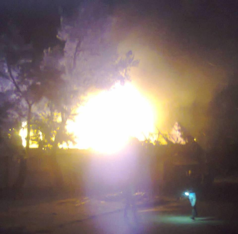 Рятувальники ліквідували пожежу на Херсонщині, фото-1